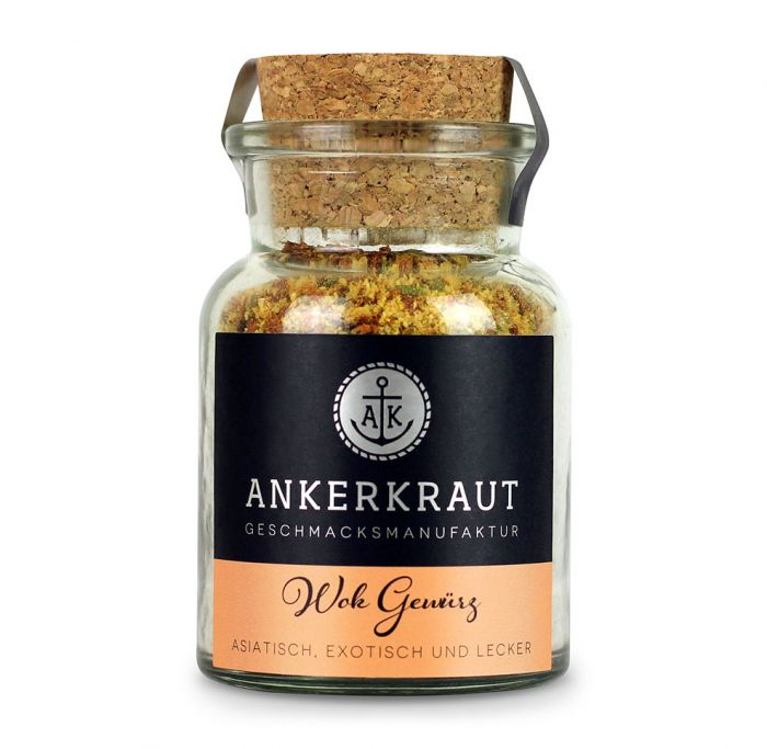 Ankerkraut Wok-Gewürzmischung (95 g)
