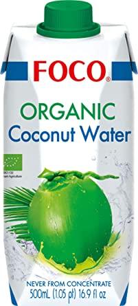 Bio Kokoswasser (500 ml)