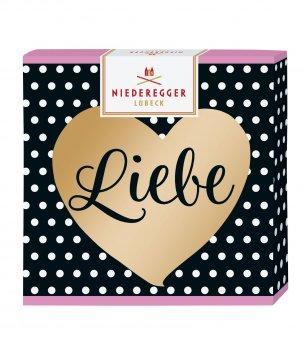 """Niederegger Praline """"Liebe""""  (100 g)"""