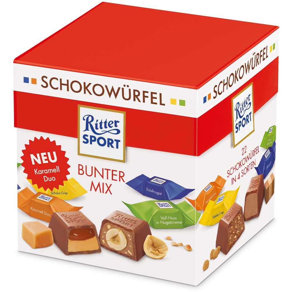 Schokowürfel Bunter Mix (176 g)