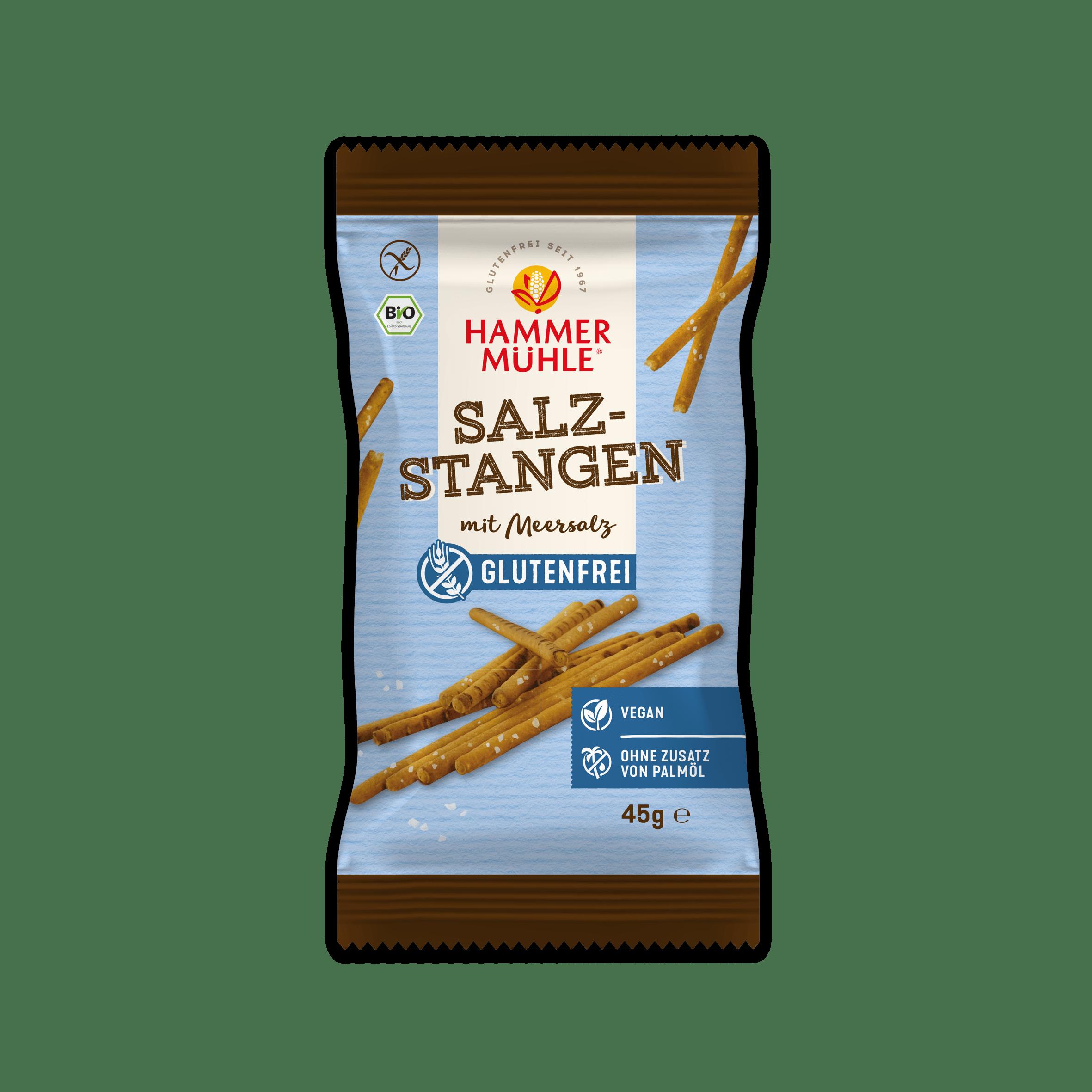Bio Hammermühle Salz-Stangen (45 g)