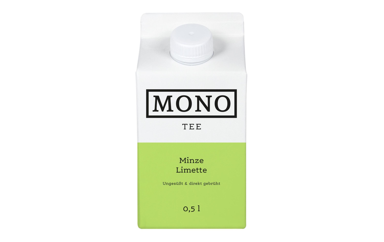 Bio Eistee Minze Limette (500 ml)