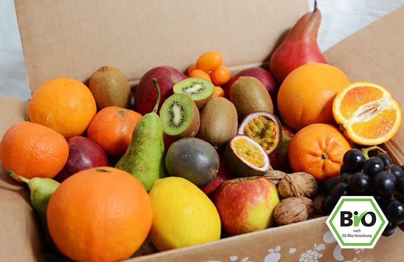 Bio Obst Box