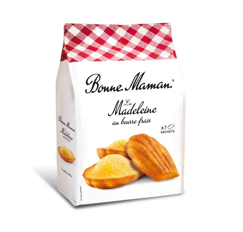 Madeleines mit Butter (175 g)