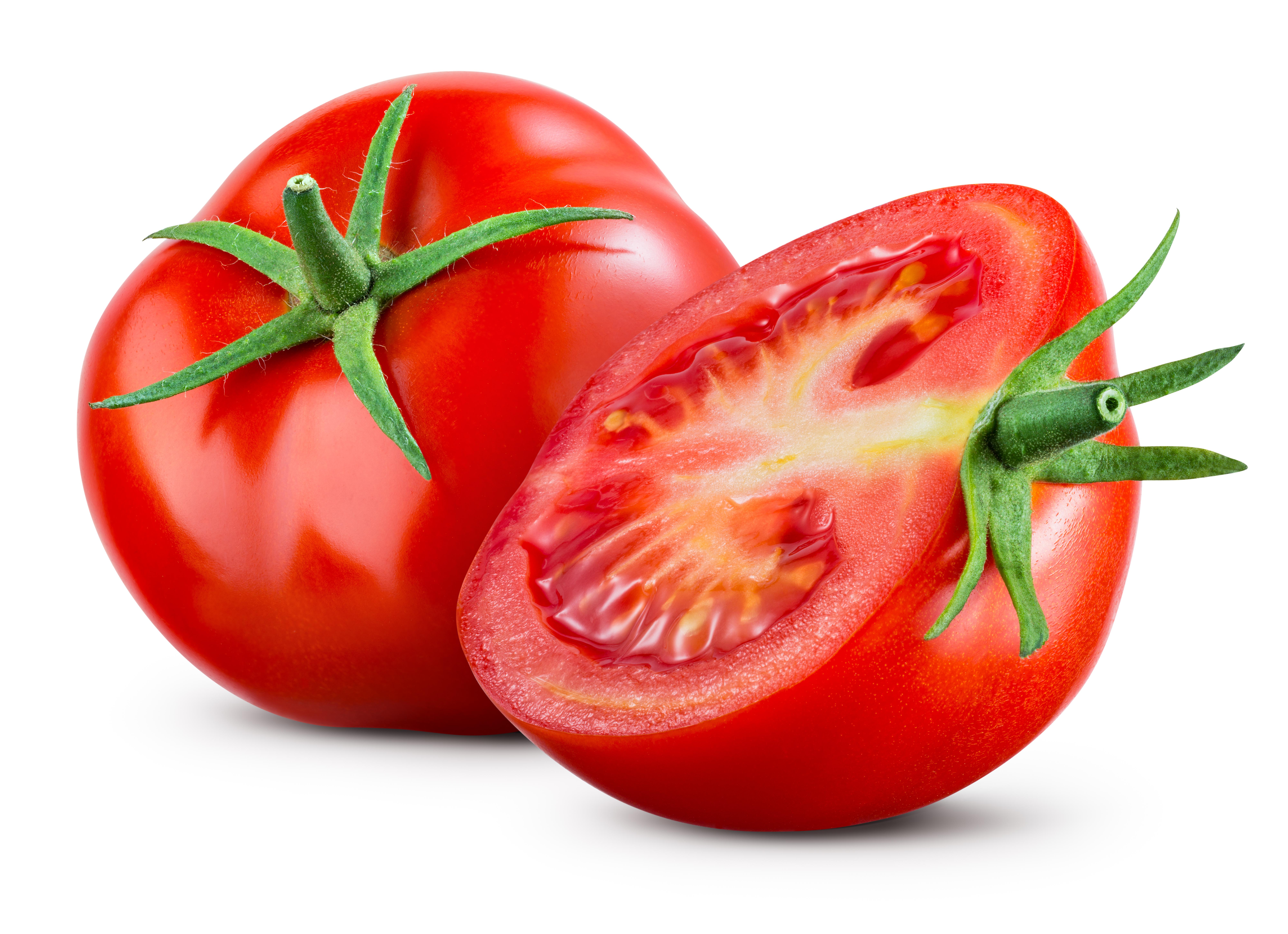 Tomate (zwei Stück)