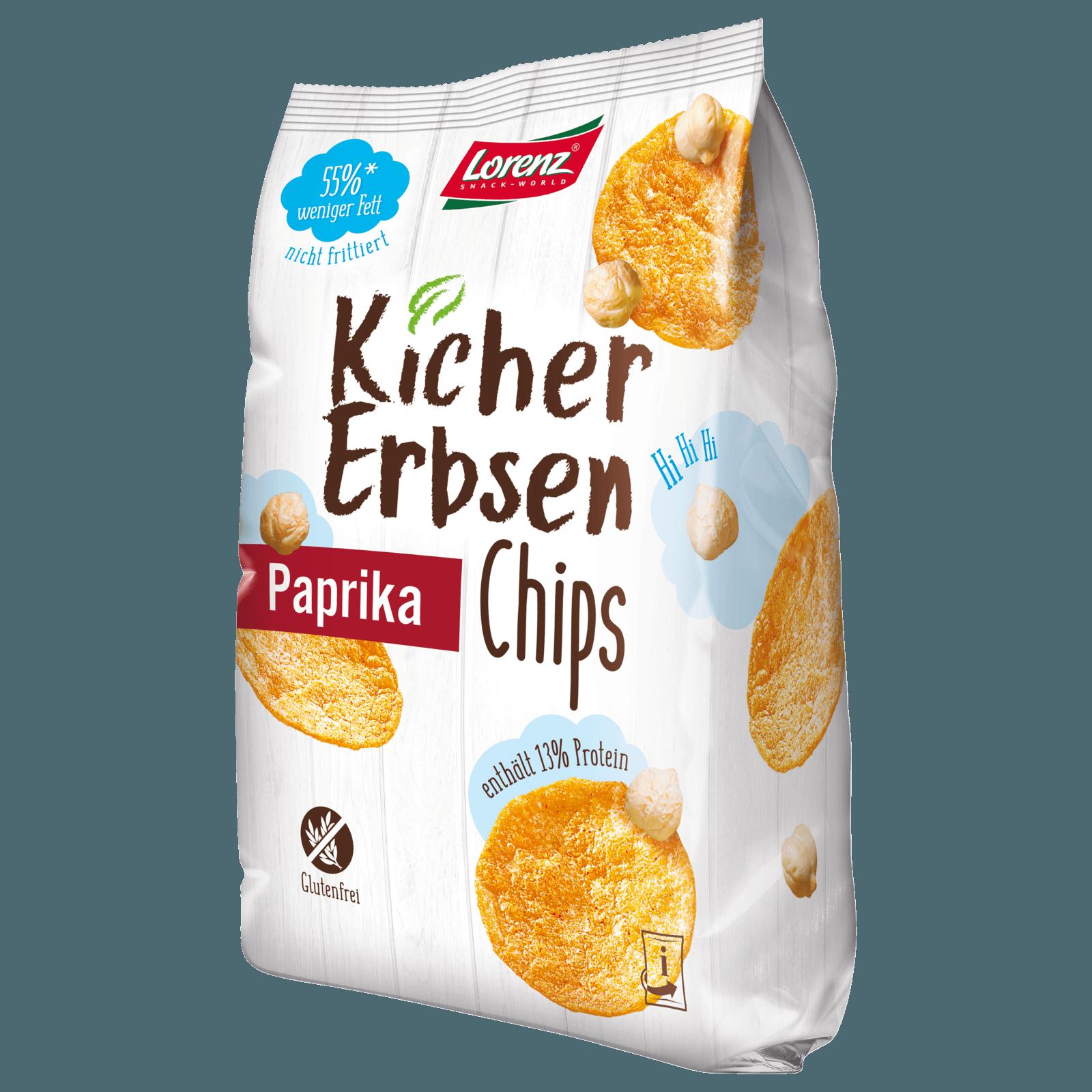 Kichererbsen Chips Paprika (85 g)
