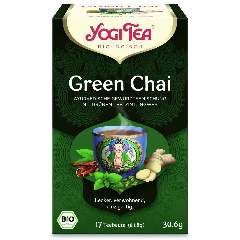 Bio Chai Tee (17 Beutel)