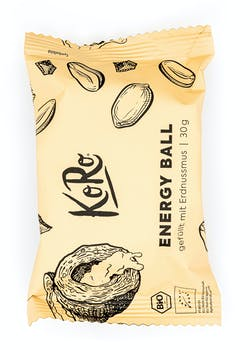 Bio Energy Ball Erdnuss (30 g)