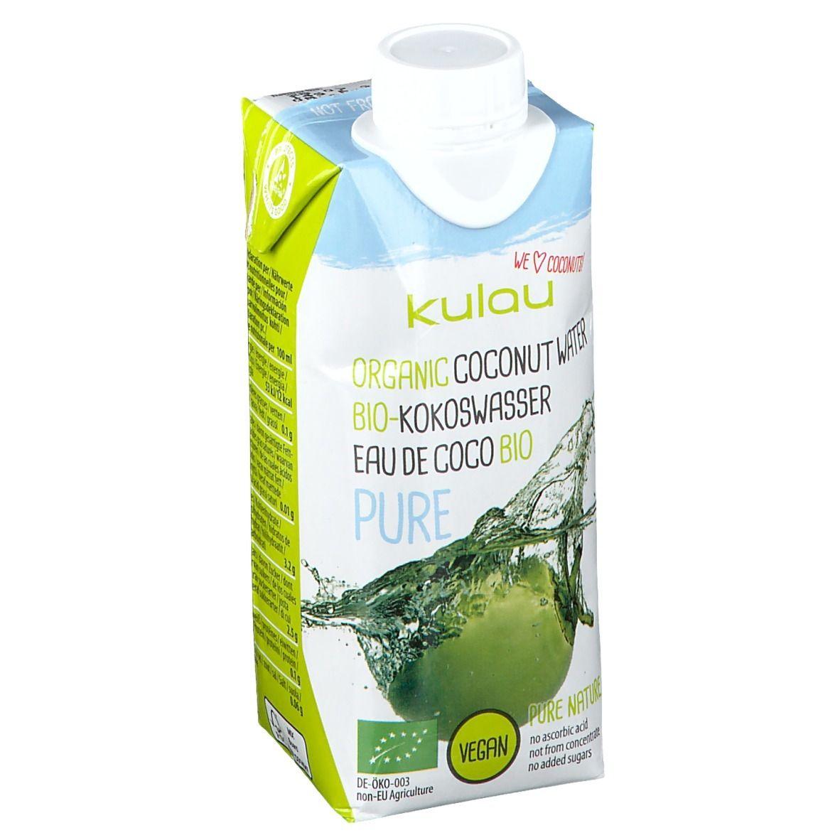 Bio Kokoswasser (330 ml)